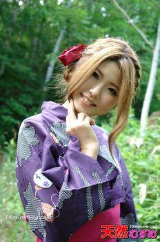 最新天然素人100913_01 非常喜歡的美女野外浴衣曝光  阿久津紗裡菜