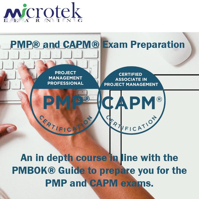 CAPMPMPCertification