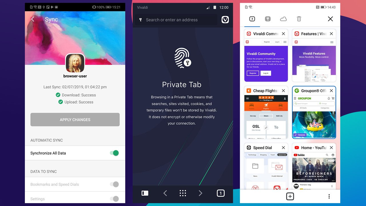 Vivaldi Finally Launches Android Mobile Browser - Mobile