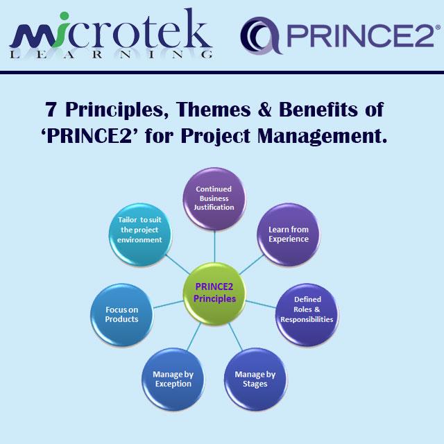 Prince 2 7 principles
