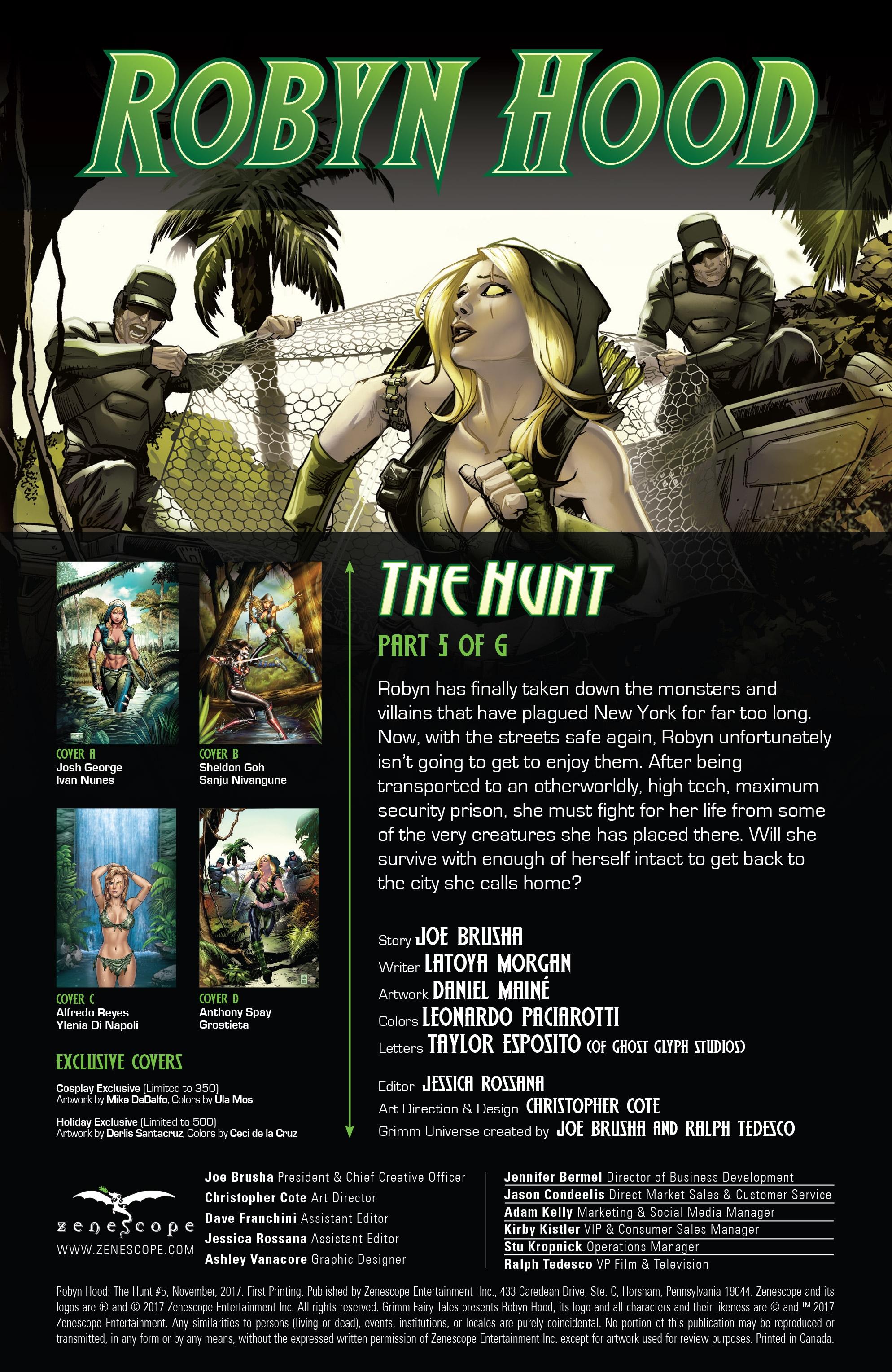 Robyn Hood The Hunt 005 001