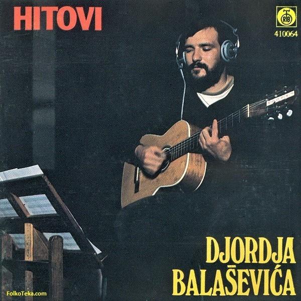 Djordje Balasevic 1991 Hitovi a