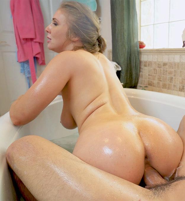 Lena Paul - Lena Paul's Perfect Natural Tits (2018) SiteRip