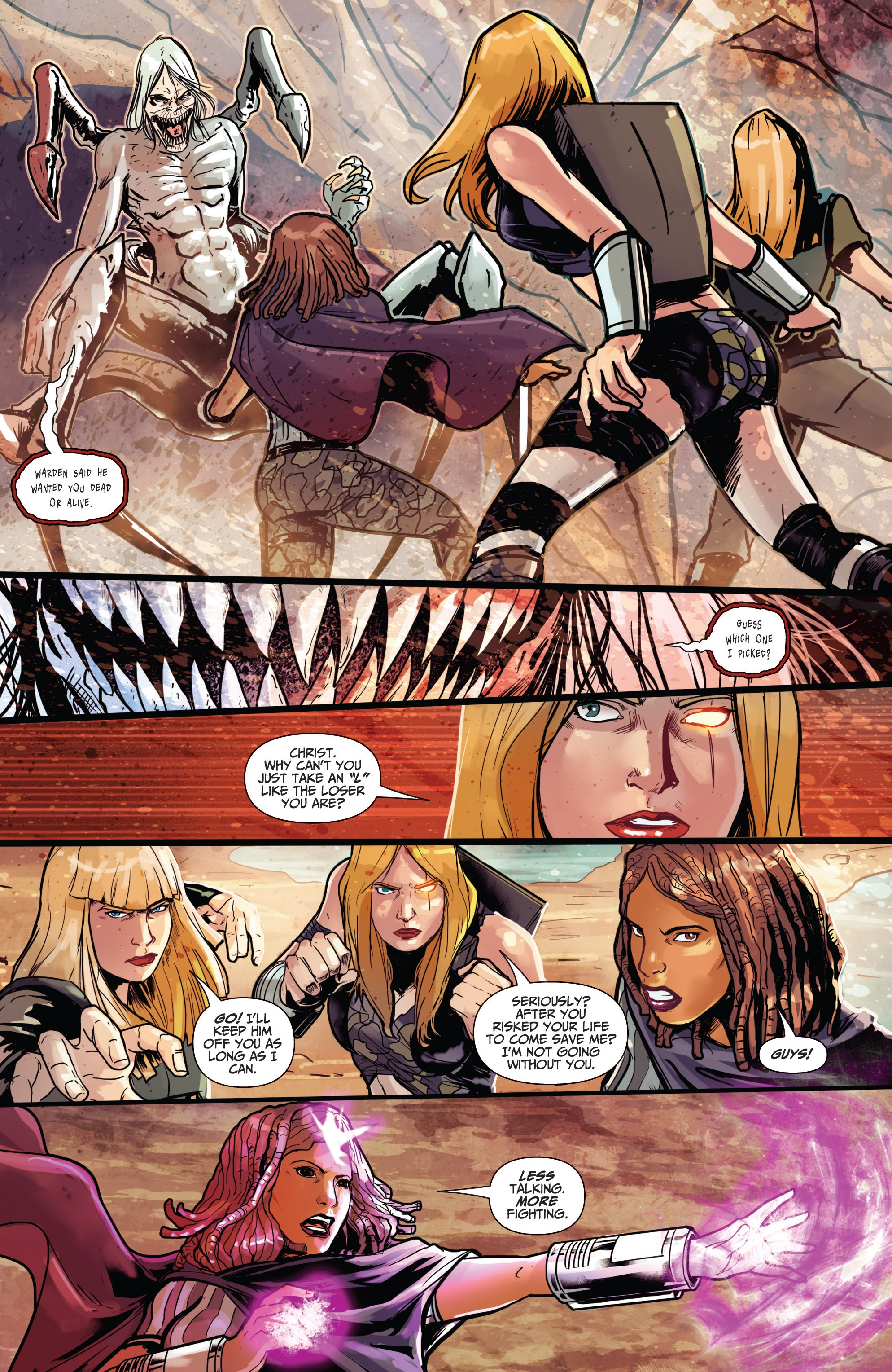 Robyn Hood The Hunt 005 011