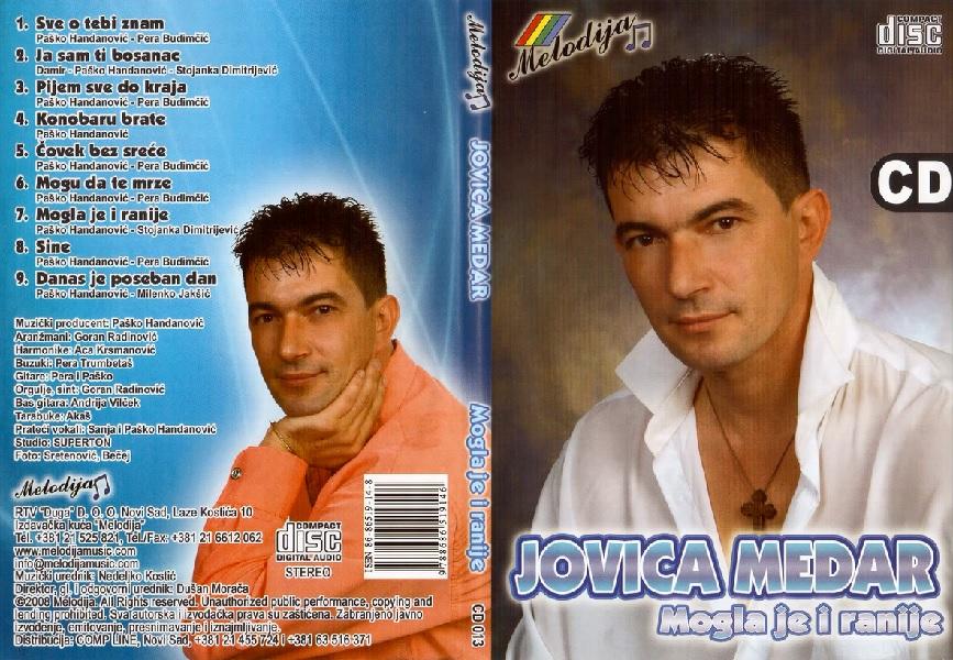 Jovica Medar 2008 Mogla je i ranije