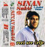 Sinan Sakic - Diskografija 36822310_Kaseta_Prednja