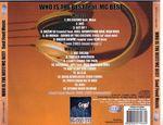 Who Is The Best - Kolekcija 52411280_BACK