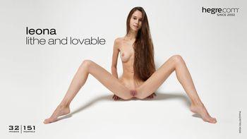 Leona Mia Leona - Lithe and Lovable  09/28/19