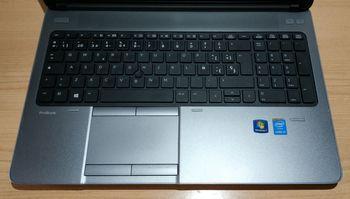 Portátiles HP Probook 650 G1. 15'6 pulg. + 8 GB RAM + 500 GB HDD