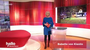 Babette von Kienlin in der Drehscheibe am 12.09.2016