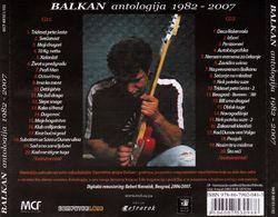 Balkan 2007 - Antologija 1982 - 2007 46587989_Balkan_2007-b