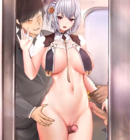 2DHentai -  SIRIUS in subway